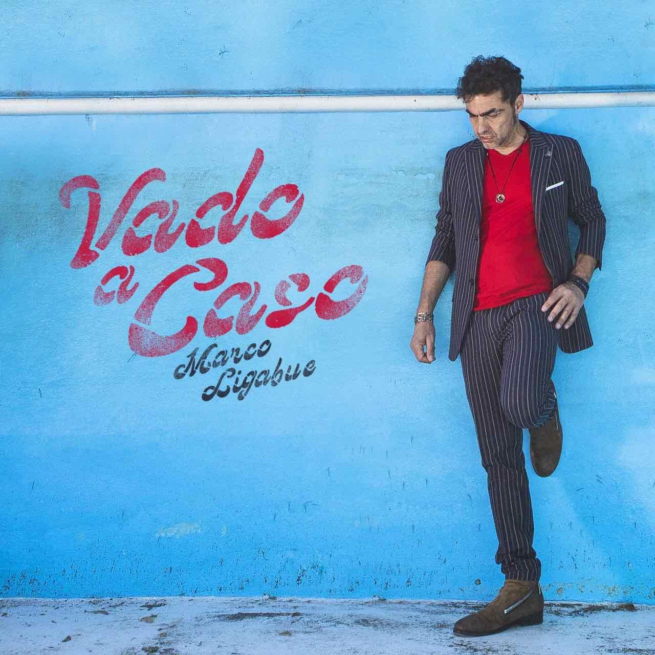 Vado a caso di Marco Ligabue, il nuovo brano ora disponibile online