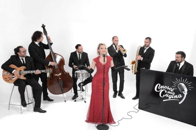 "Conosci mia cugina, esordio discografico con ""The italian swing"""