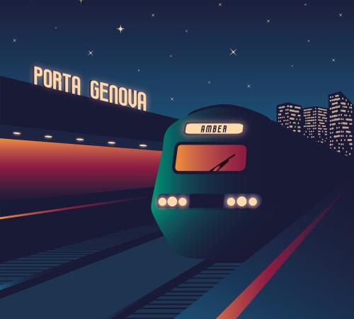 """L'appuntamento con gli Amber è il 13 novembre a """"Porta Genova"""""""