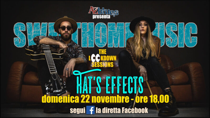 Hat's Effects: Facebook like 22 novembre h18:00